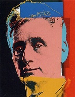 ten portraits of jews of the twentieth century – louis brandeis [ii.230] by andy warhol